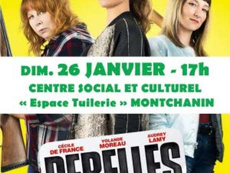 "Projection film ""Rebelles"""