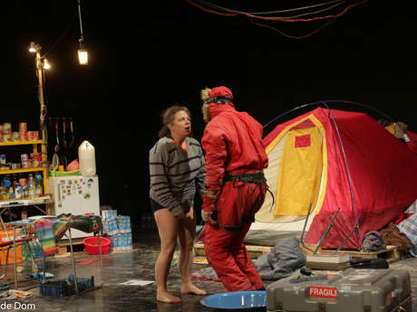 Théâtre : Nos sommets