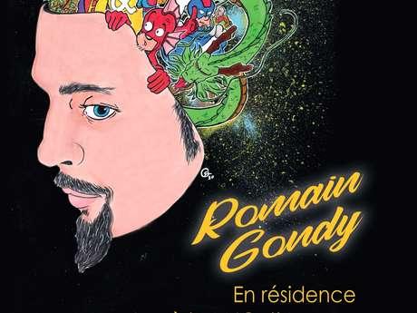 Résidence de Romain Gondy