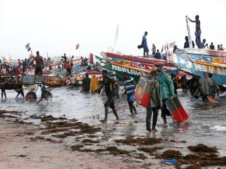 «La mer, bien commun de l'humanité», conférence gesticuée