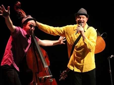 Humour musical - Cie Fil à io (Festival Môm'en d'Art - OSCM)