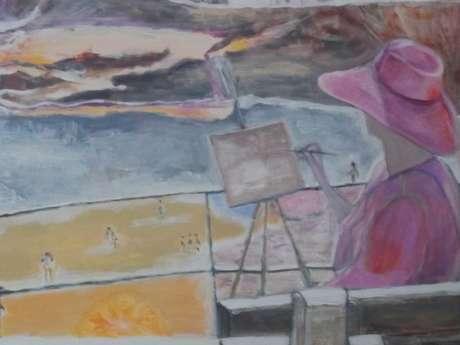 Exposition de peintures Farllou et Curiosité et nature