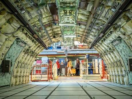 Airbus, visite guidée en car, réservation obligatoire