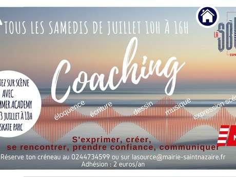 Coaching à la Source : exprimez-vous !