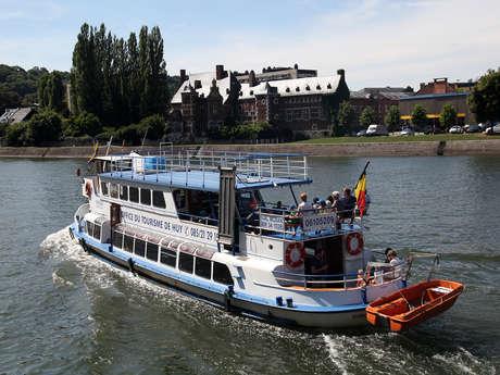 """Huy - Croisières à bord du """"Val Mosan"""""""