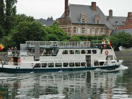 La Meuse à Huy, sa faune, sa flore et son histoire