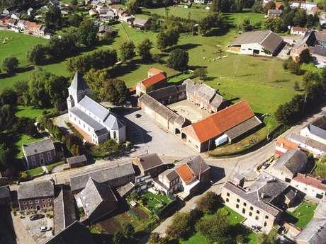 Warnant-Dreye : l'histoire et le patrimoine architectural d'un village hesbignon