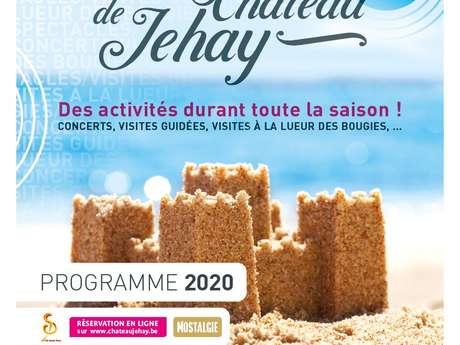 L'été au Château de Jehay