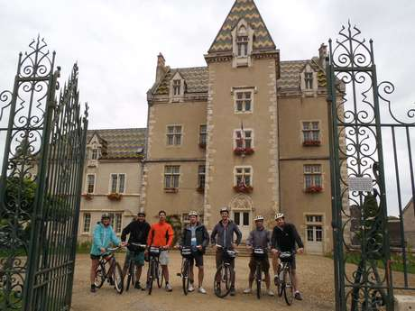 Beaune Vélo Tour