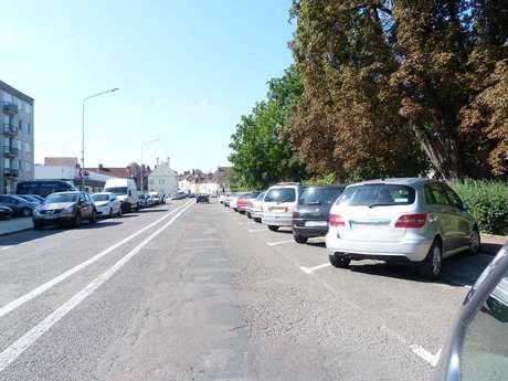 Parking Général de Gaulle 2