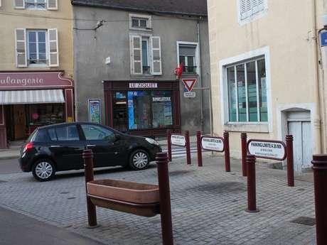 Parking Place Gandelot