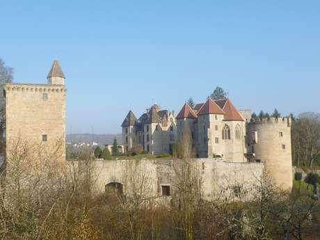 Château Dit de Marguerite de Bourgogne