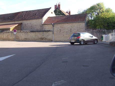 Parking Place de l'Eglise