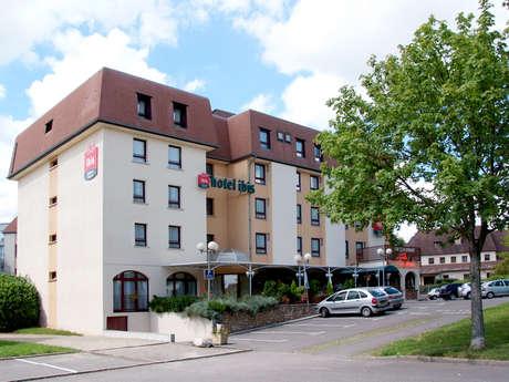 Hôtel-Restaurant Ibis Beaune Centre
