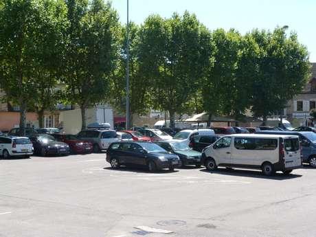 Parking Madeleine