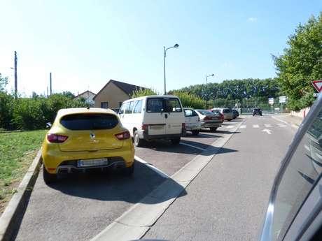 Parking du Nantil