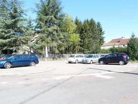 Parking Jean Jaurès