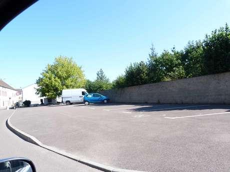 Parking des Ponts