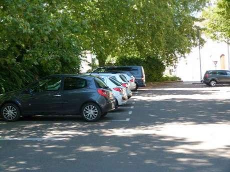 Parking des Petites Buttes