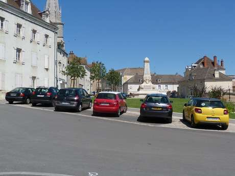 Parking Place de la République