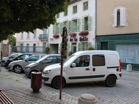 Parking Place Monge