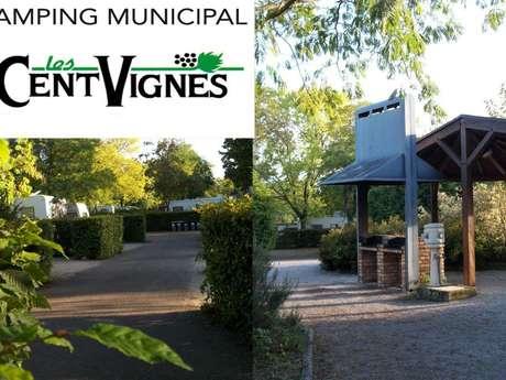 Camping Les Cent Vignes