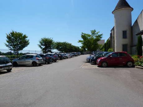 Parking de Cîteaux