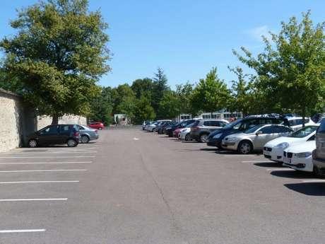Parking du Jardin Anglais