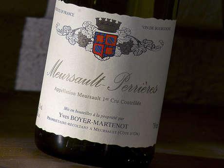 Domaine Boyer-Martenot Yves