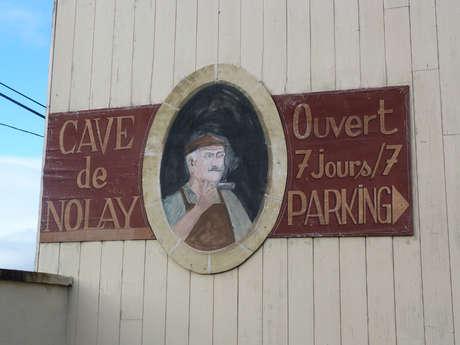 Cave de Nolay