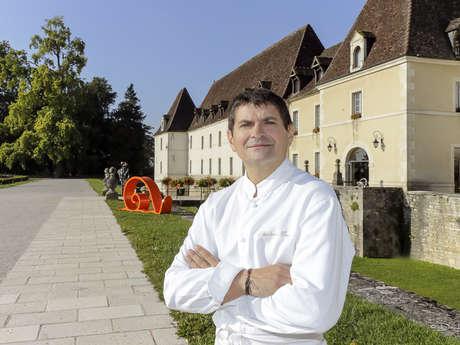 Le Clos prieur - Restaurant du Château de Gilly
