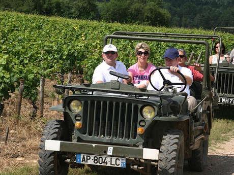 Bourgogne Jeep Découverte