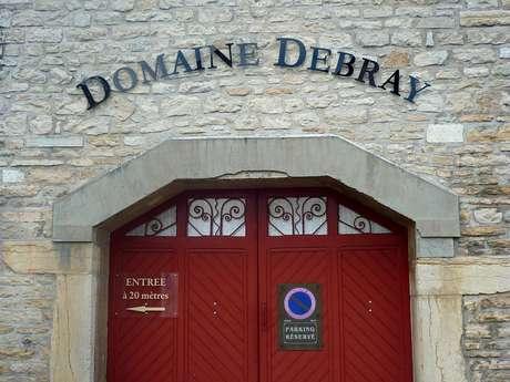 Visite et dégustation au Domaine Debray