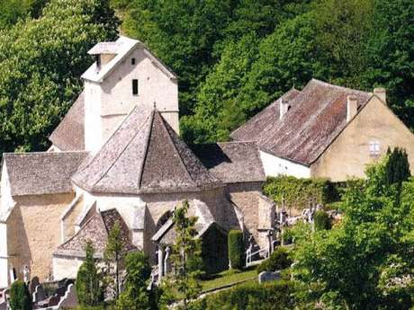 Visites de l'église Saint Jean de Narosse