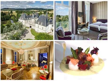 Echappée romantique en Bourgogne