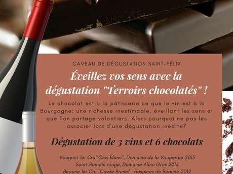 Hôtel Le Cep : Terroirs Chocolatés