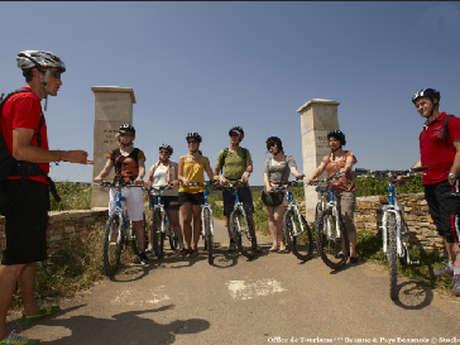 Journée Vélo et Vins Côte de Beaune