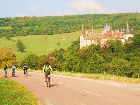 Sejour vélo et vin en Bourgogne