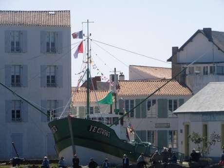 Le Musée de la Pêche et du Sauvetage en Mer