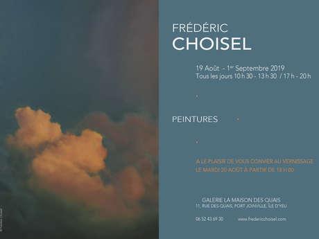 Exposition de peintures Frédéric CHOISEL