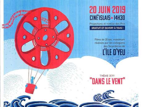Festival Rien que pour vos Yeu au Ciné Islais
