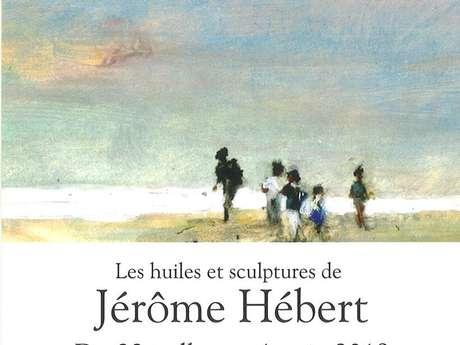 Vernissage Exposition Jérôme Hébert