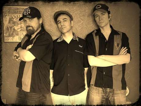 Concert de Hot Rocking Gang