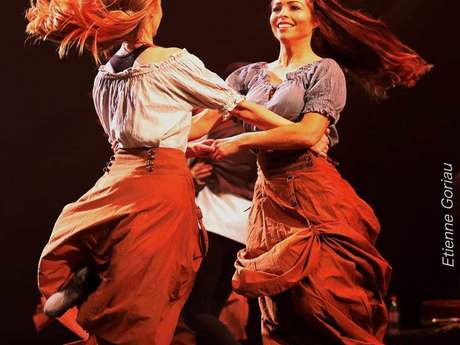 Stage de danse irlandaise