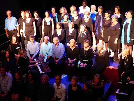Concert de la Chorale les Inattendus
