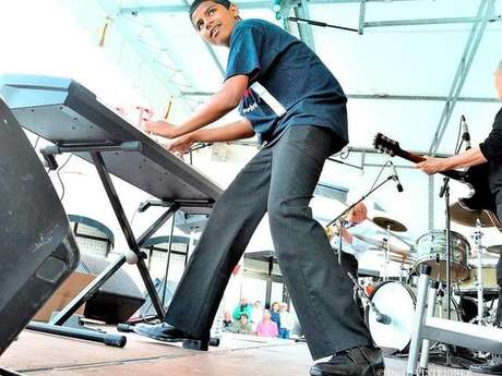 Festival de Jazz - Boogie Woogie and Rythm'n'Blues