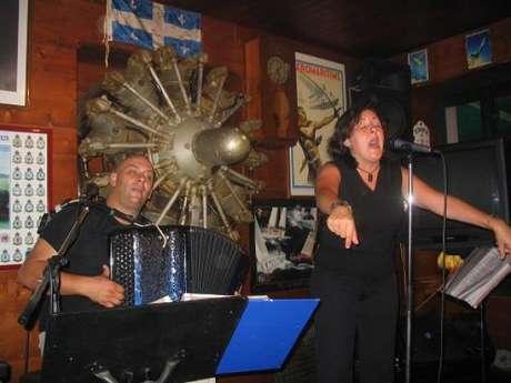 Concert de Nicole et Enzo