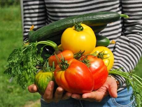 Conférence : L'agriculture locale pour une alimentation saine
