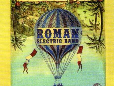 Concert de Roman Electric Band