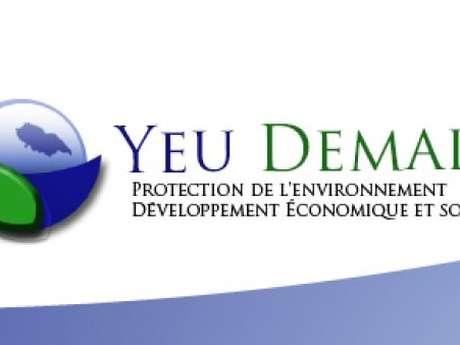 Réunion d'information et d'échange avec l'association Yeu Demain